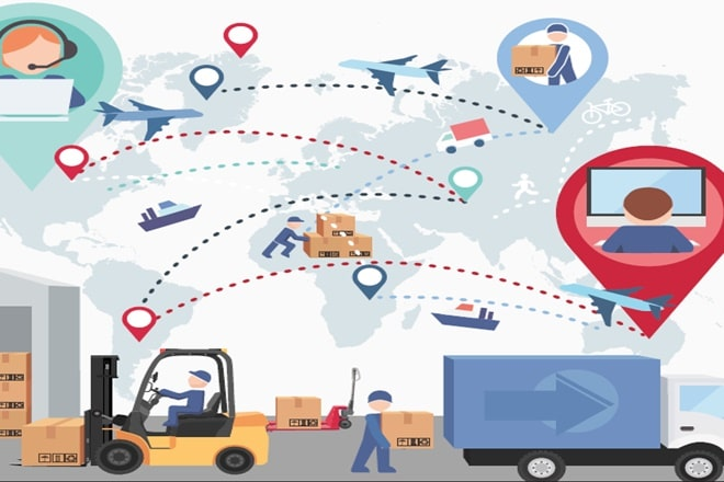 Logistic Industry image